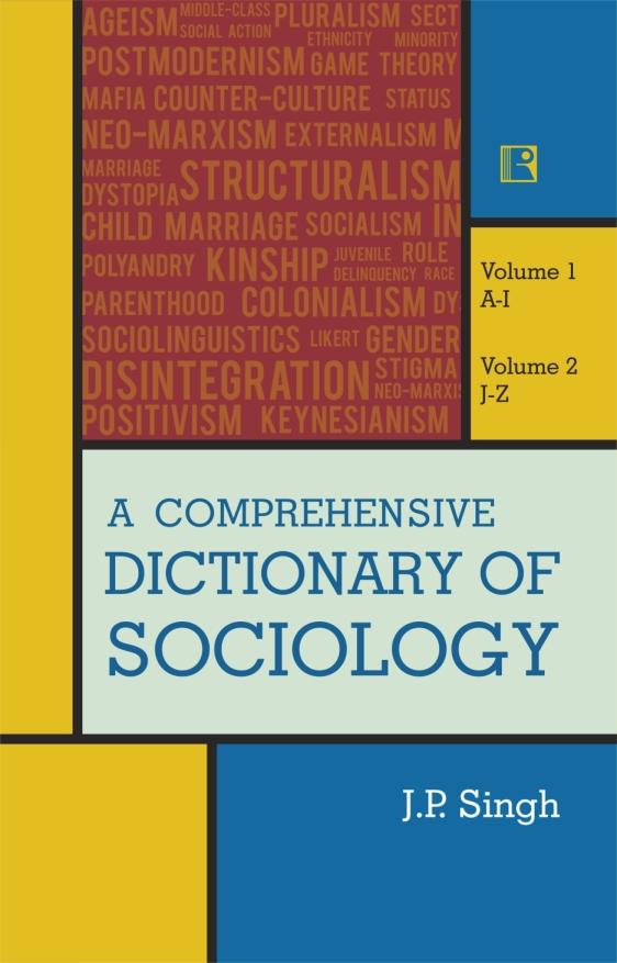 A Comprehensive Dictionary of Sociology (2 Vols) H…