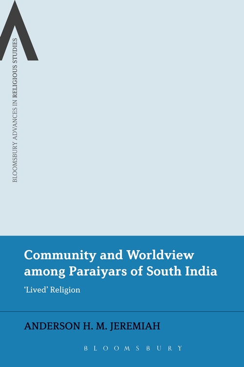 Community and Worldview among Paraiyars of South I…