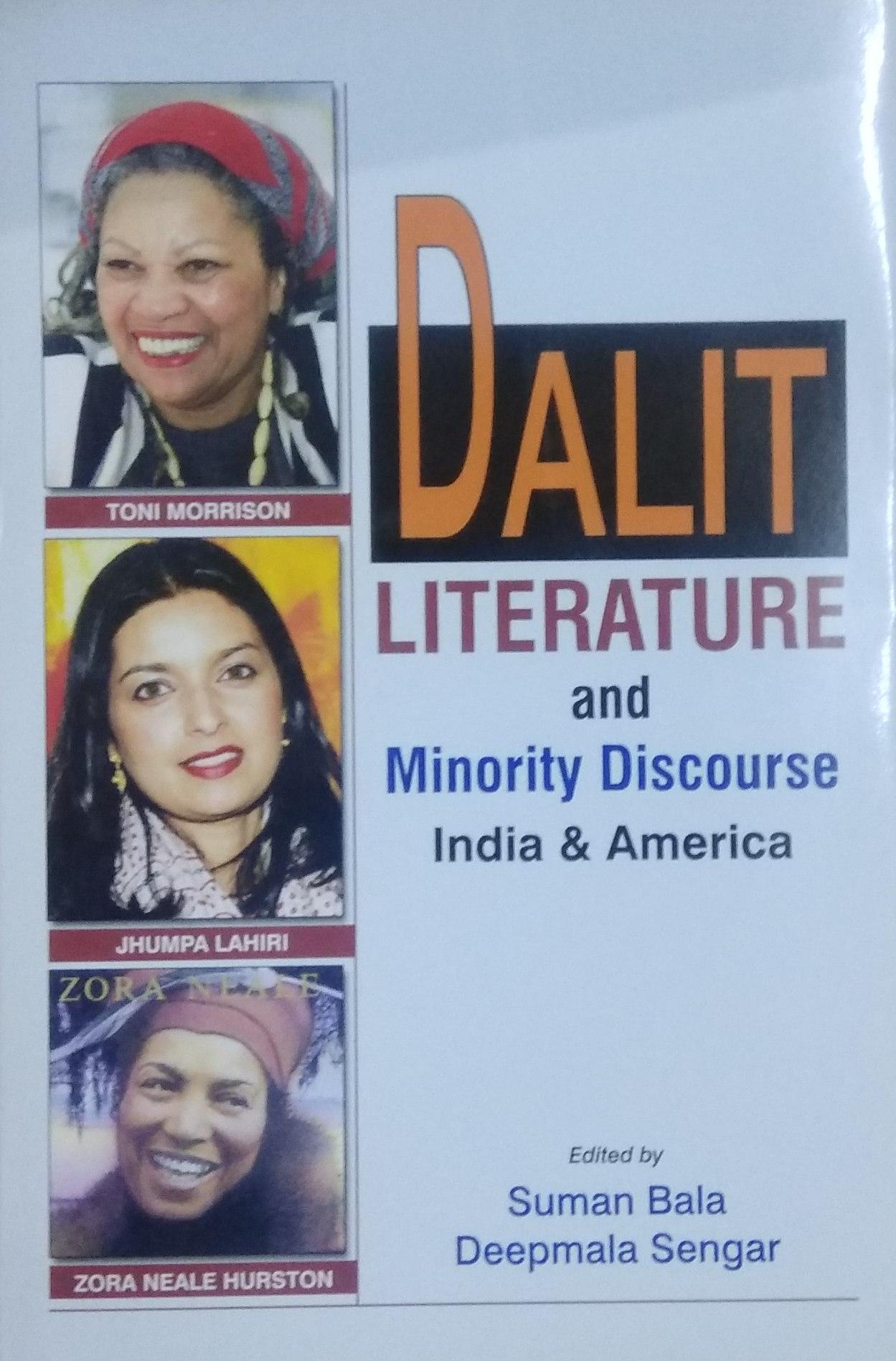 Dalit Literature & Minority Discourse: India and A…
