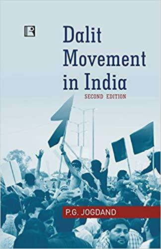 Dalit Movement in India: Case of Maharashtra (2nd …