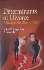 Determinants of Divorce: A Study of the Divorce Ca…