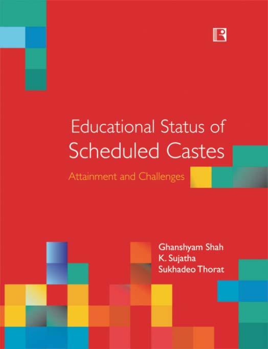 Educational Status of Scheduled Castes: Attainment…