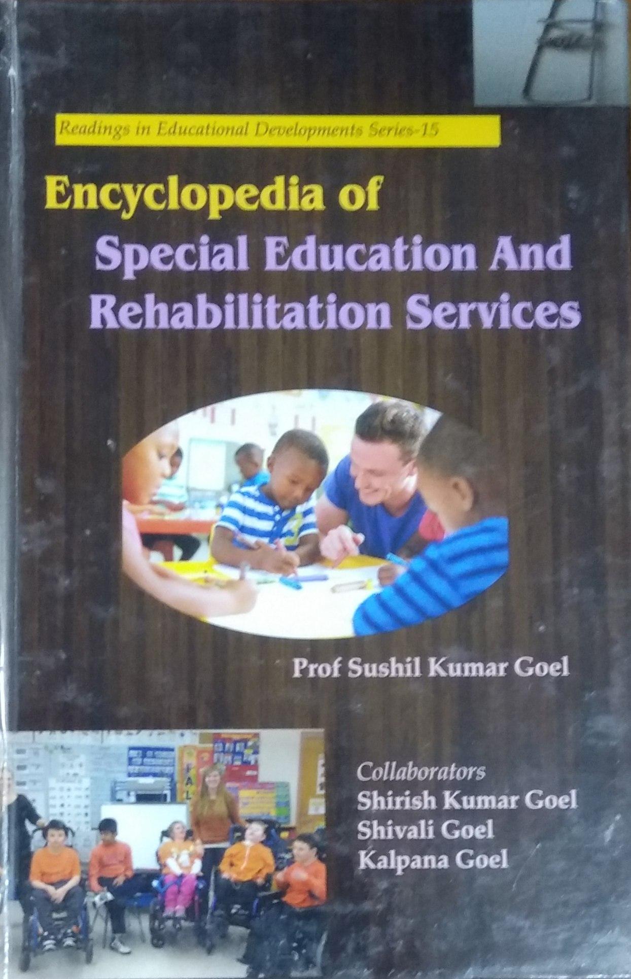 Encyclopedia of Special Education and Rehabilitati…