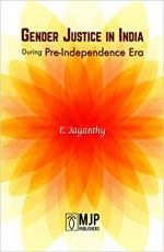 Gender Justice in India during Pre-Independence Er…