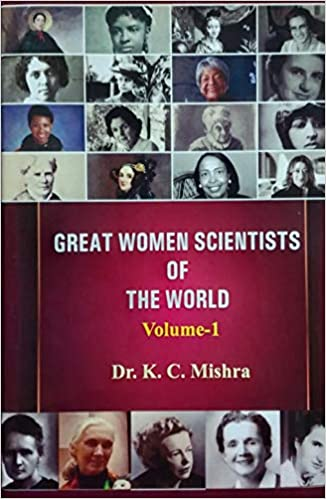 Great Women Scientists of the World  (3 Vols)