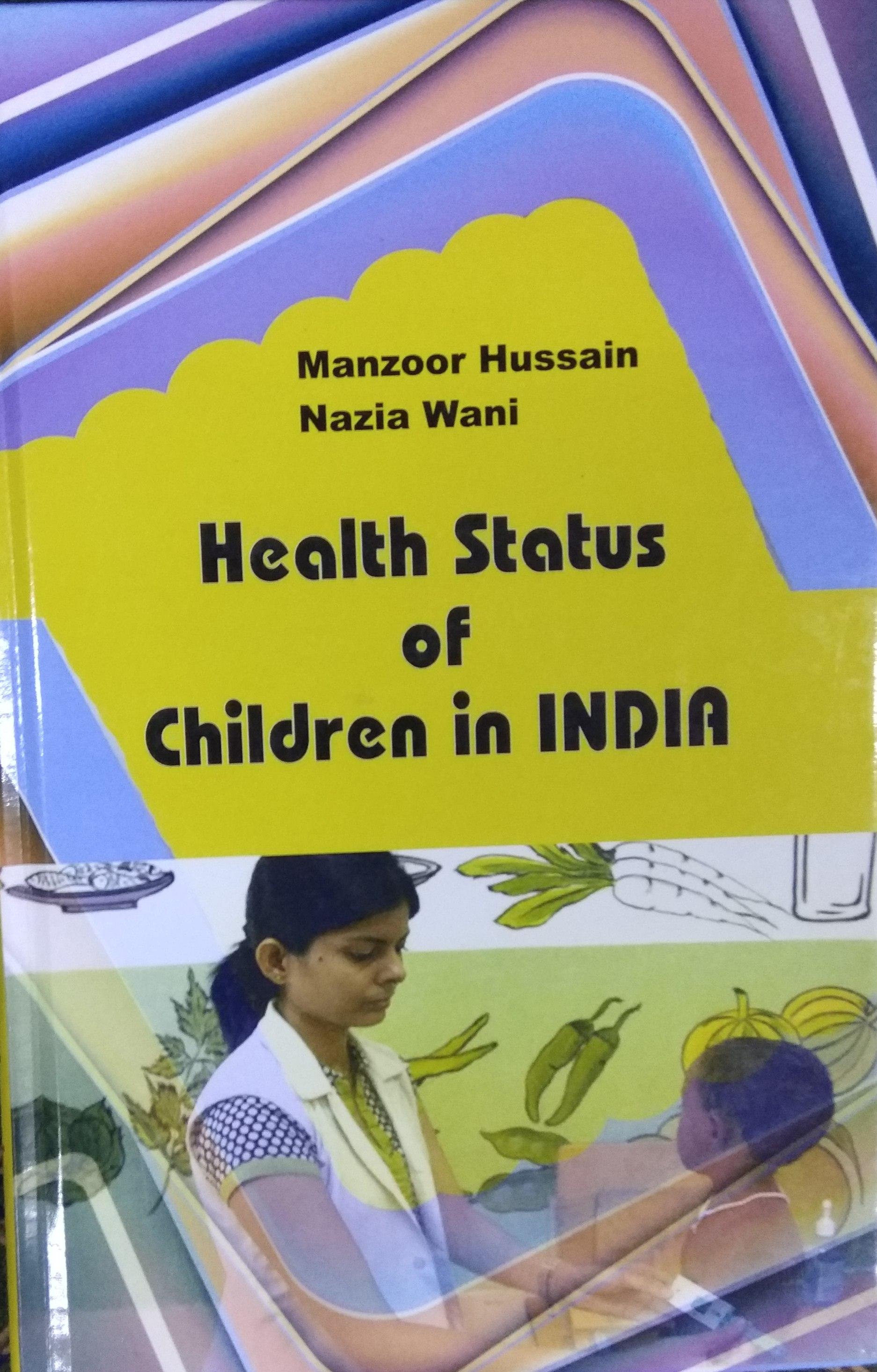 Health Status of Children in India