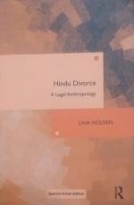 Hindu Divorce: A Legal Anthropology