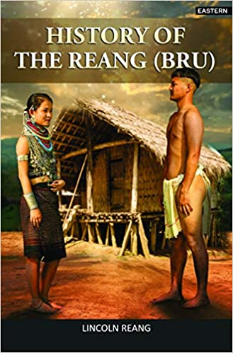History of the Reang (Bru) Hardback