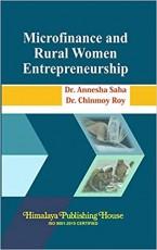 Microfinance and Rural Women Entrepreneurship