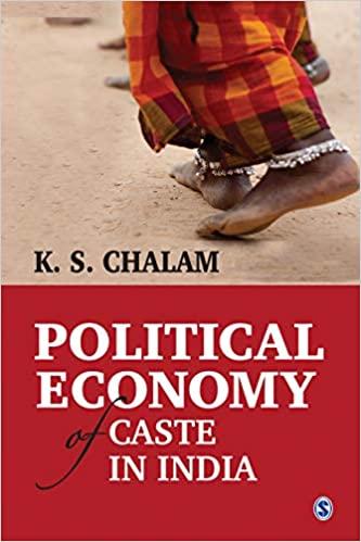 Political Economy of Caste in India
