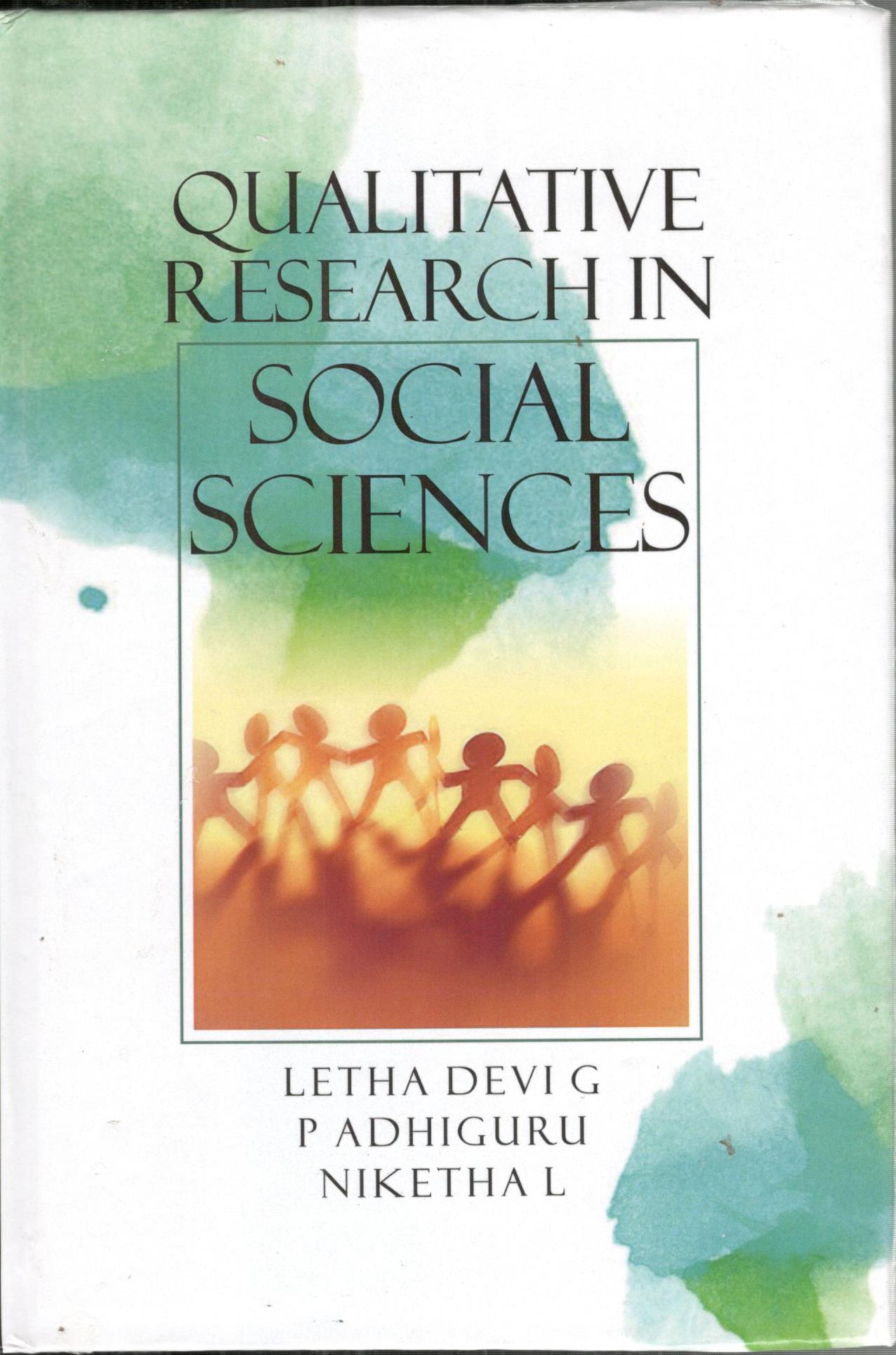 Qualitative Research in Social Sciences (Hardback)