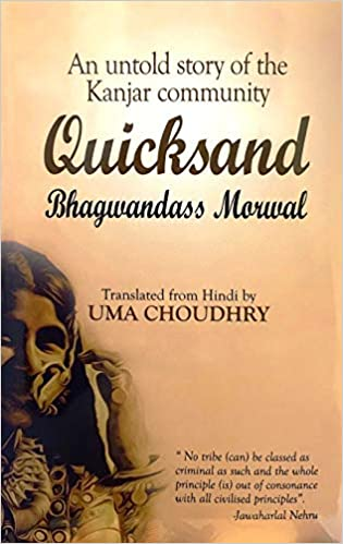 Quicksand: An Untold Story of the Kanjar Community…