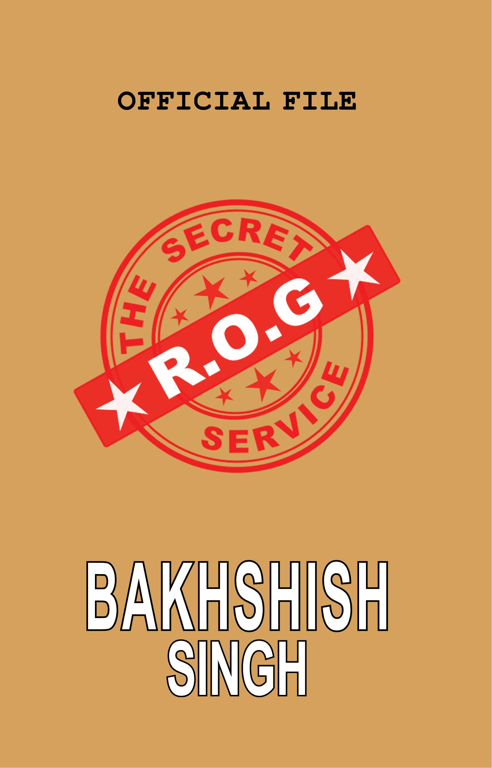 R.O.G. The Secret Service