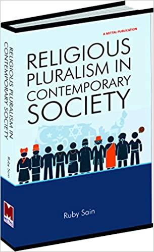 Religious Pluralism in Contemporary Society (Hardb…