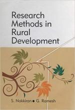 Research Methods in Rural Development