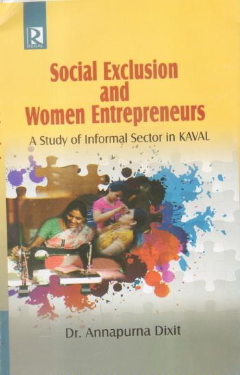 Social Exclusion and Women Entrepreneurs: A Study …
