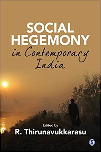 Social Hegemony in Contemporary India (Hardback)