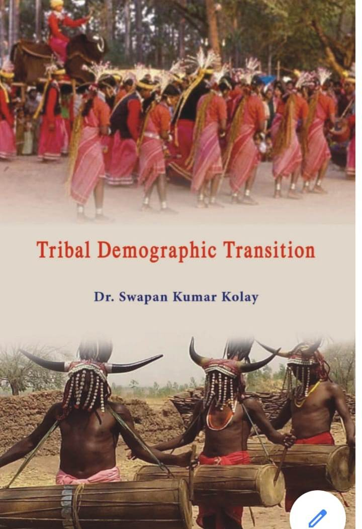 Tribal Demographic Transition (2 Vols)