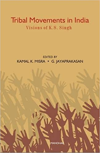 Tribal Movements in India: Vision of Dr K S Singh …