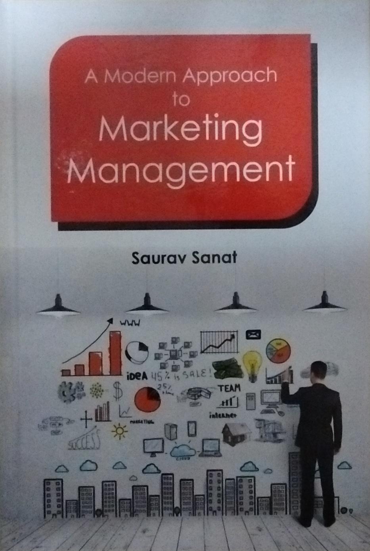 A Modern Approach to Marketing Management