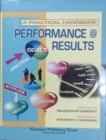 A Practical Handbook Performance @ Results