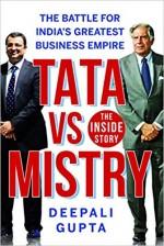 Tata VS Mistry: The Battle for India's Greatest Bu…