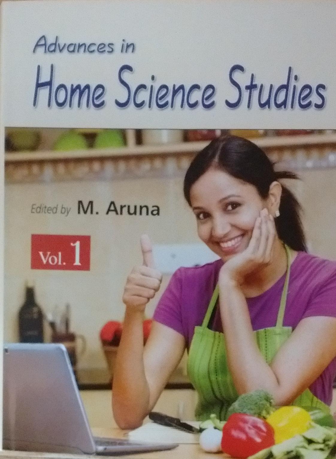 Advances in Home Science Studies (2 Vols)