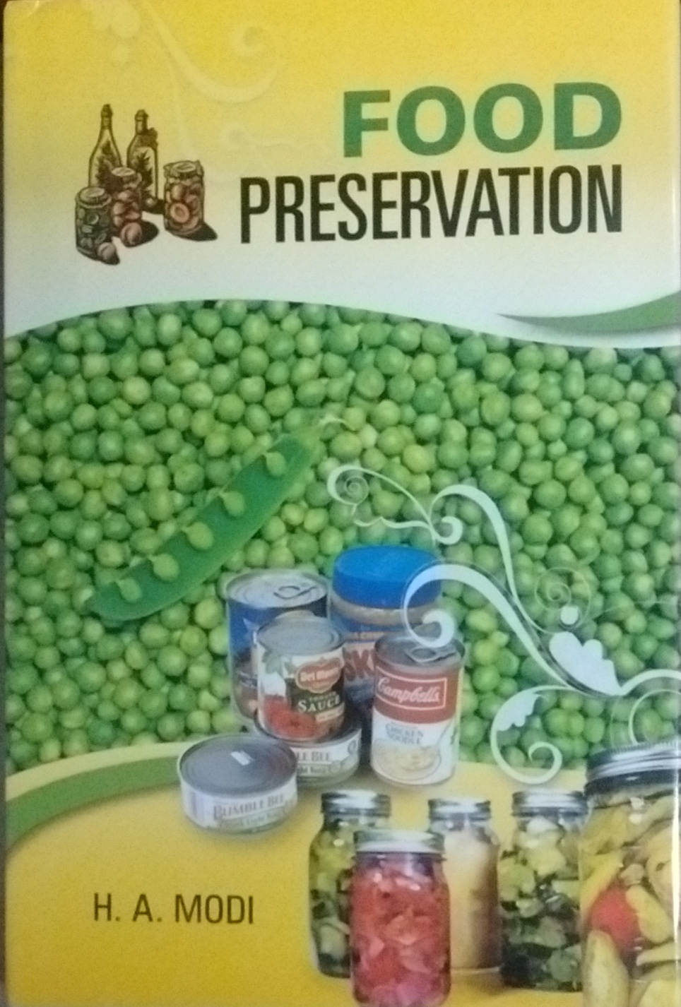 Food Preservation Hardback