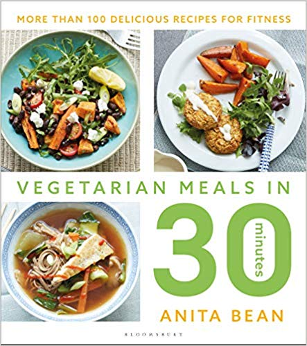 Vegetarian Meals in 30 Minutes: More than 100 deli…