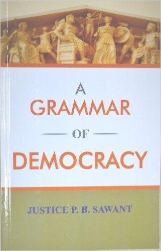 A Grammar of Democracy