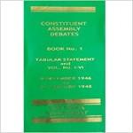 Constituent Assembly Debates (5 Volumes Set) Repri…