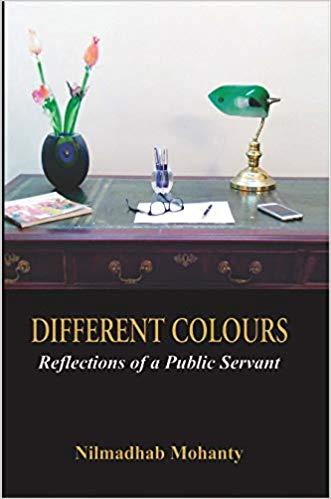 Different Colours:Reflections of a Public Servant