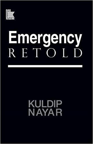 Emergency Retold (Paperback)