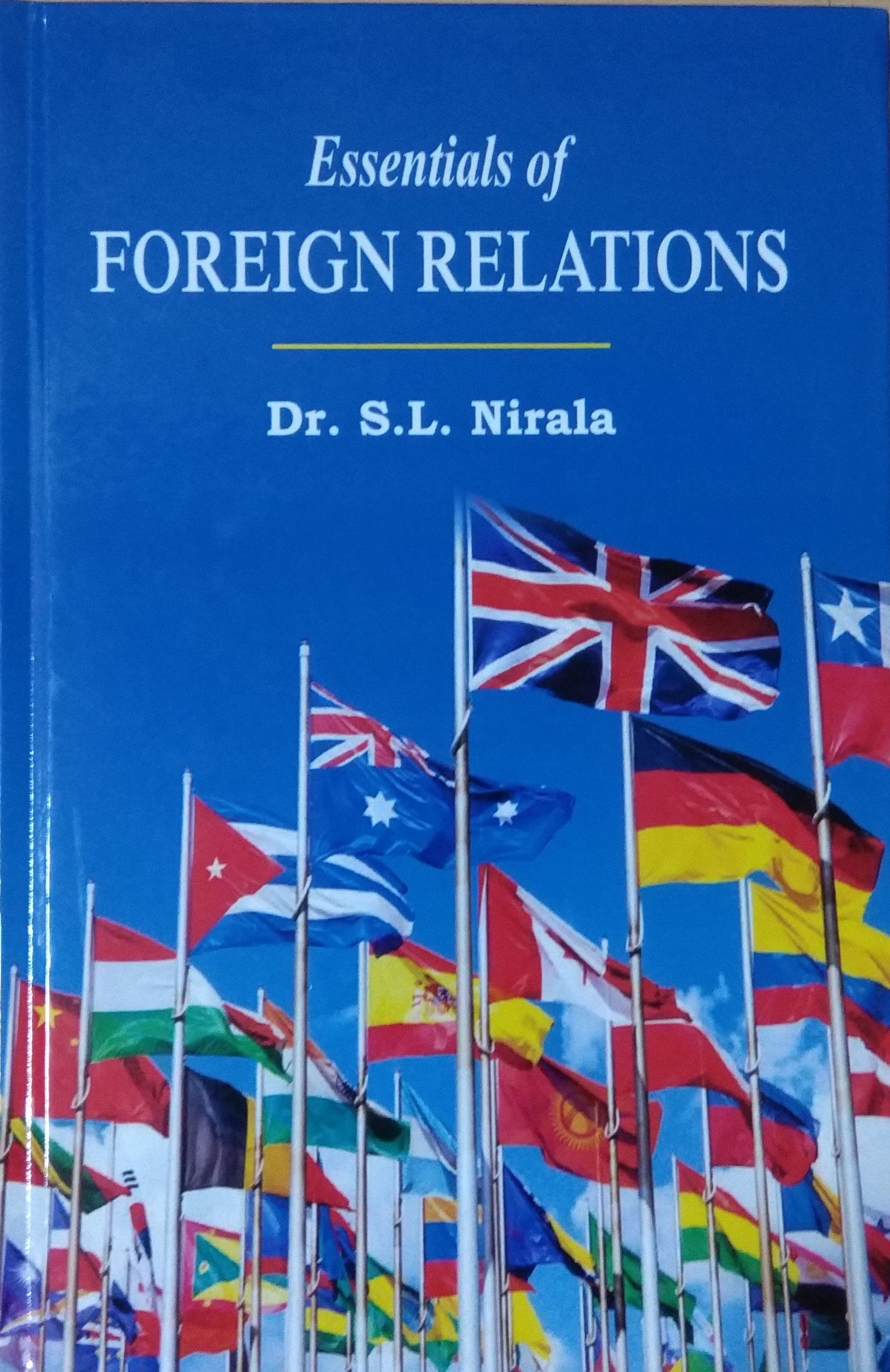 Essentials of Foreign Relations