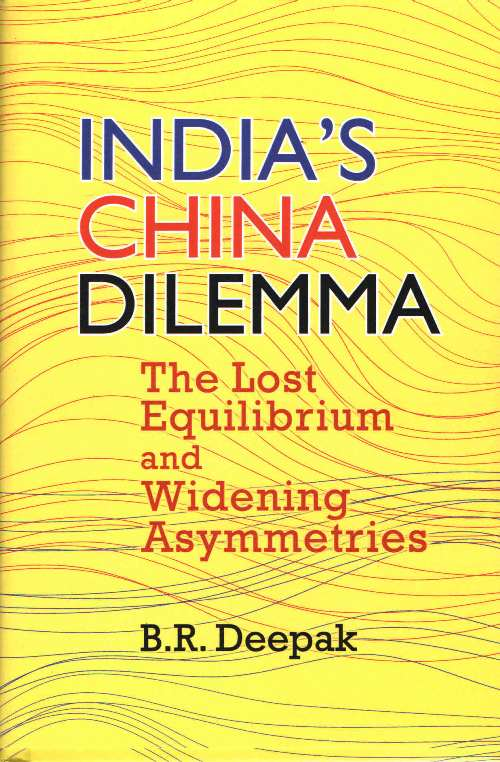 India`s China Dilemma: The Lost Equilibrium and Wi…
