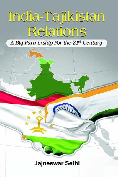 India-Tajikistan Relations: A Big Partnership for …