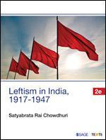 Leftism in India, 1917–1947 Paperback