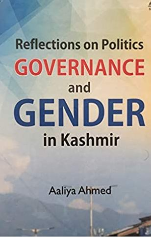 Reflections on Politics Governance and Gender in K…