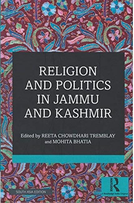 Religion and Politics in Jammu and Kashmir (Hardba…