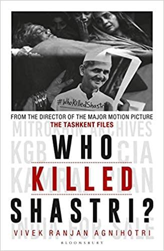 Who Killed Shastri?: The Tashkent Files (Hardback)