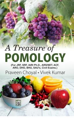 A Treasure of Pomology (For JRF, SRF, IARI PhD, AR…