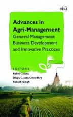 Advances In Agri-Management General Management Bus…