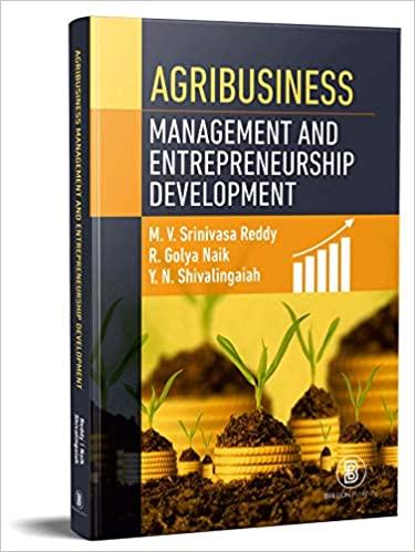 Agribusiness Management and Entrepreneurship Devel…