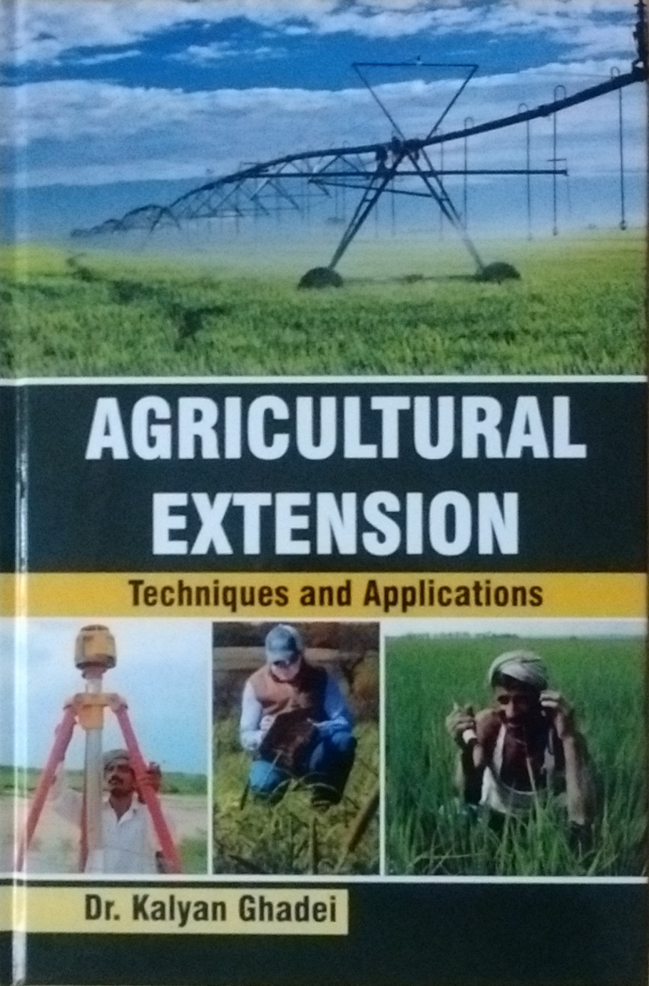 Agricultural Extension: Techniques and Application…