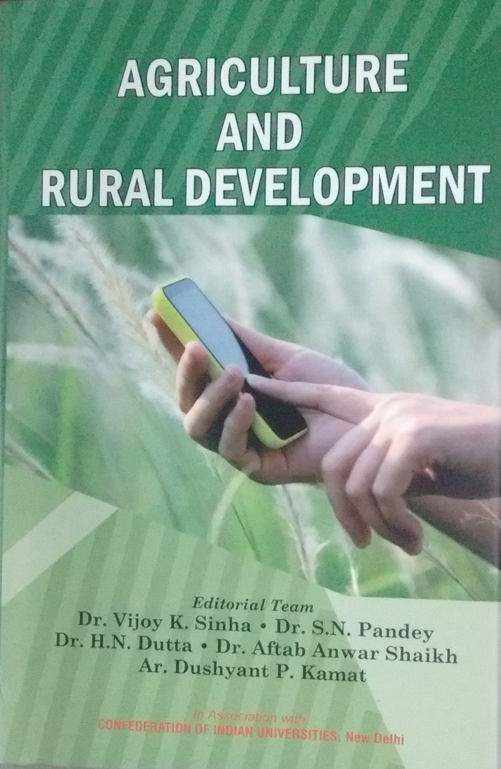 Agriculture and Rural Development (Confederation o…
