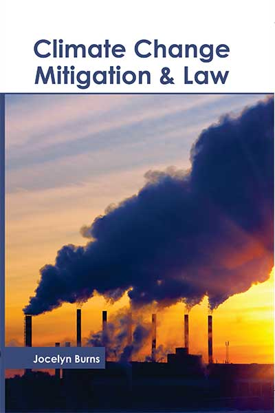 Climate Change Mitigation & Law (Hardback)