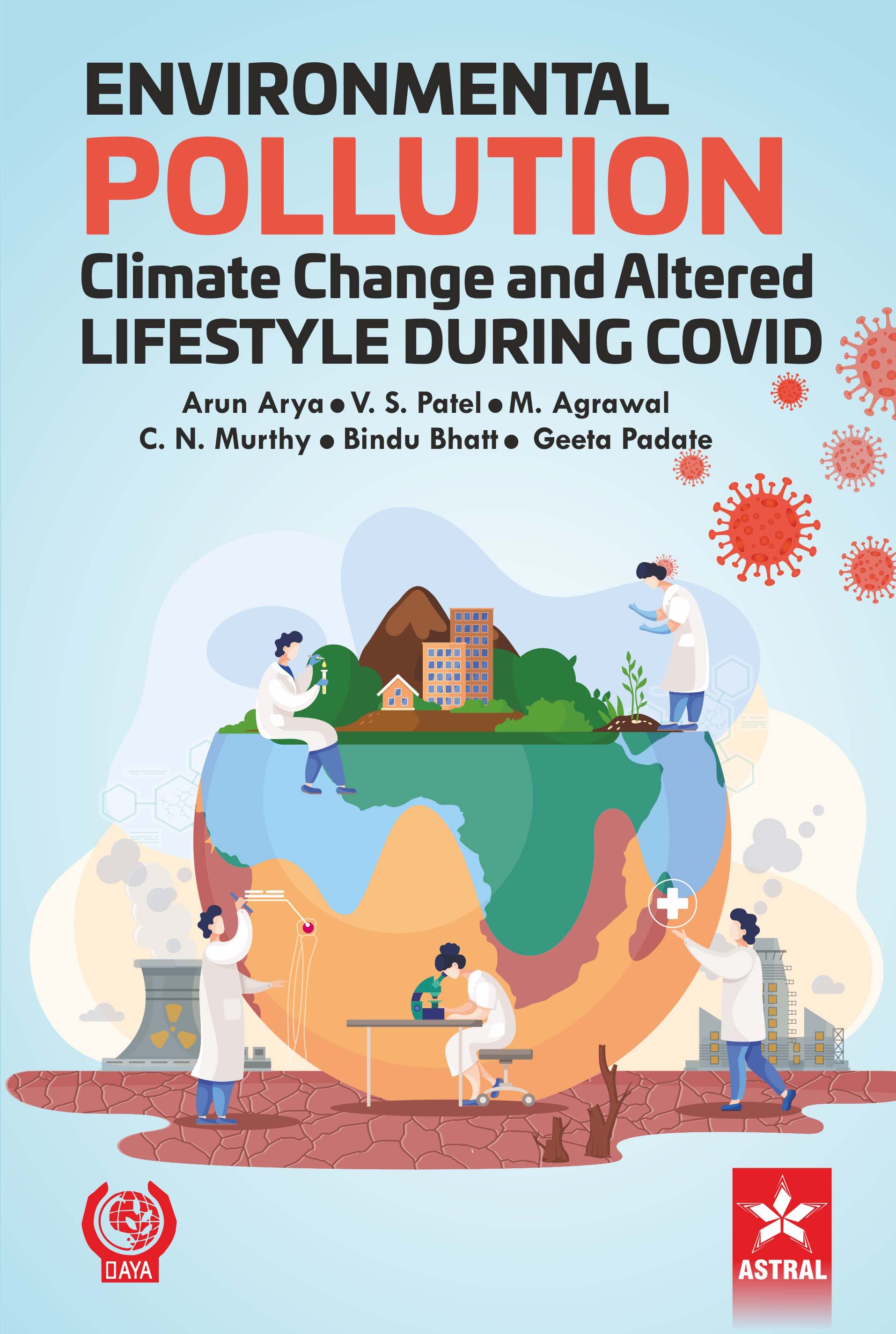 Environmental Pollution Climate Change and Altered…