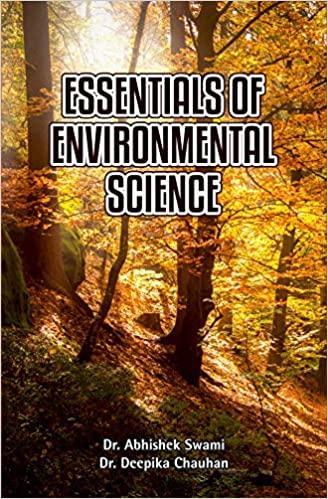 Essentials of Environmental Science (Hardback)