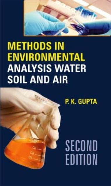 Methods in Environmental Analysis Water, Soil and …