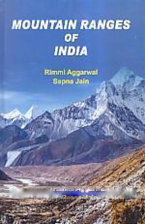 Mountain Ranges of India (Hardback)